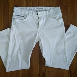 Calvin Klein Jeans. Very clean. Only worn once.